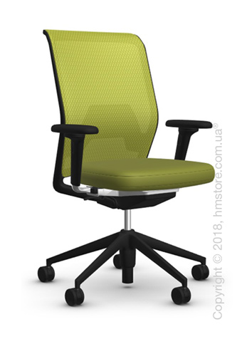 Кресло Vitra ID Mesh Avocado, Plano Avocado