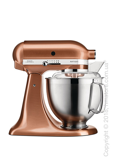 Планетарный миксер KitchenAid Artisan Stand Mixer with Tilting Engine Head 4.8 л, Brushed Copper