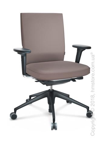 Кресло Vitra ID Soft, Silk Mesh Mauve Grey