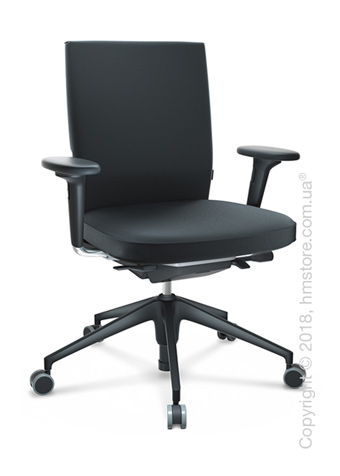 Кресло Vitra ID Soft, Silk Mesh Nero
