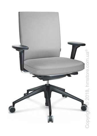 Кресло Vitra ID Soft, Silk Mesh Soft Grey