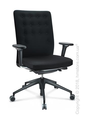 Кресло Vitra ID Trim, Plano Nero