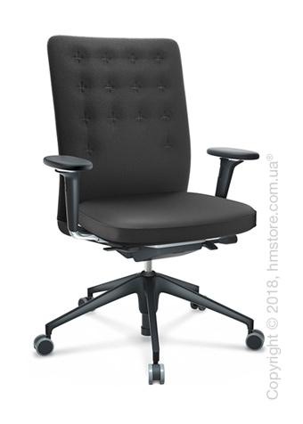 Кресло Vitra ID Trim, Plano Dark Grey
