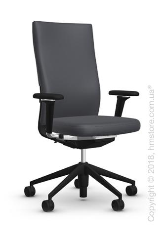 Кресло Vitra ID Soft L, Silk Mesh Nero