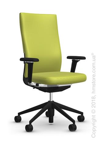 Кресло Vitra ID Soft L, Silk Mesh Avocado