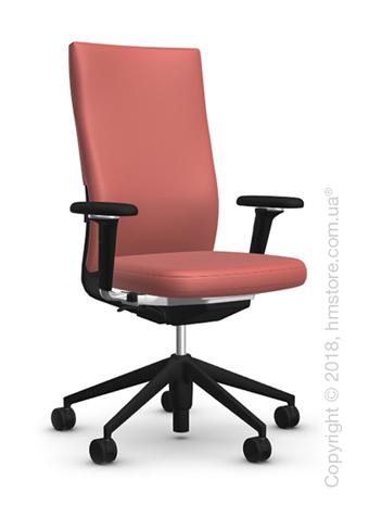 Кресло Vitra ID Soft L, Silk Mesh Brick
