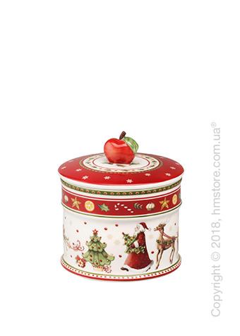 Емкость для хранения Villeroy & Boch коллекция Winter Bakery Delight, 560 мл