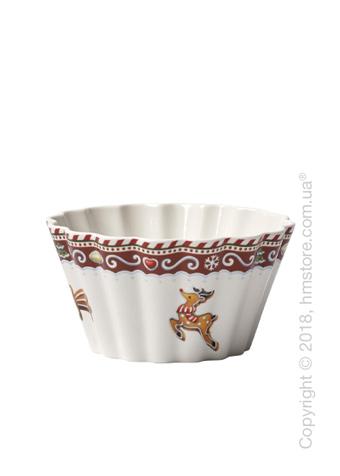 Пиала Villeroy & Boch коллекция Winter Bakery Delight, 630 мл