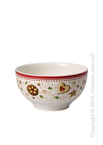 Пиала Villeroy & Boch коллекция Winter Bakery Delight, 650 мл