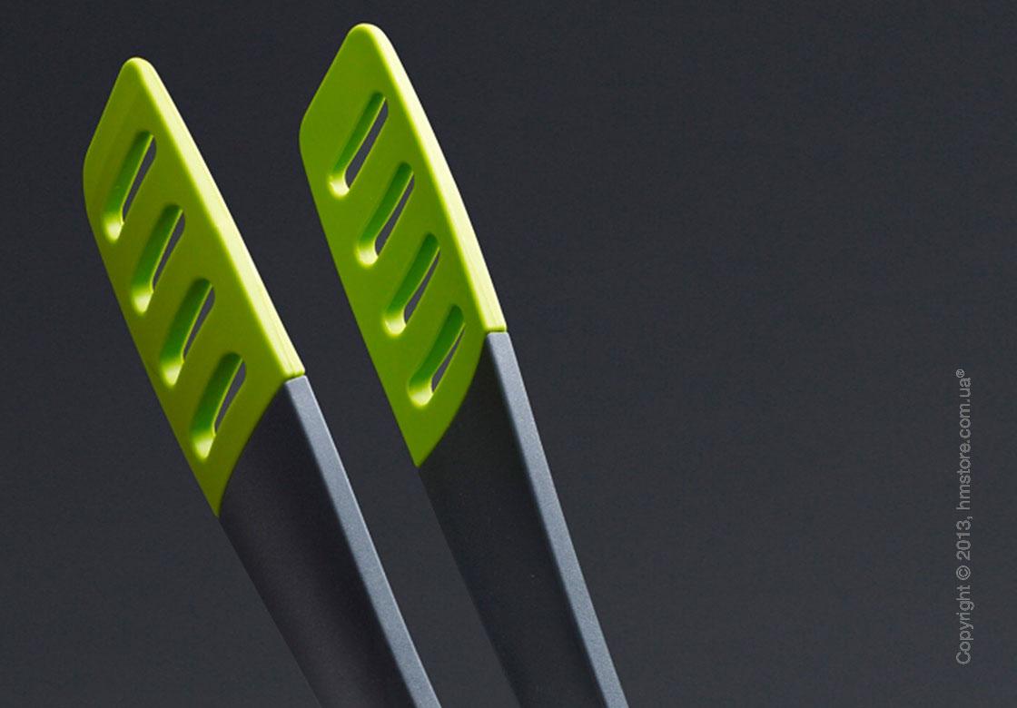 Щипцы-лопатка Joseph Joseph Elevate Tongs Large, Зеленые
