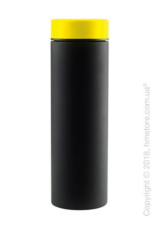 Термостакан Asobu Le Baton, Black and Yellow 500 мл