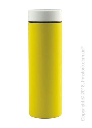 Термостакан Asobu Le Baton, Yellow and White 500 мл