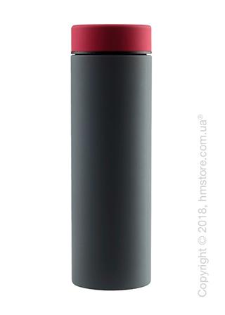 Термостакан Asobu Le Baton, Grey and Red 500 мл