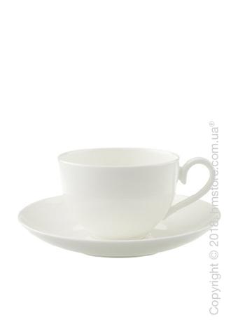 Чашка с блюдцем Villeroy & Boch коллекция Royal, 200 мл