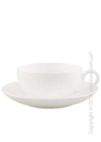 Чашка для чая с блюдцем Villeroy & Boch коллекция Royal, 230 мл