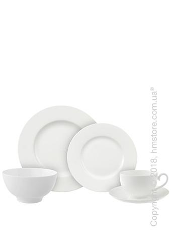 Набор фарфоровой посуды Villeroy & Boch коллекция Royal на 2 персоны, 10 предметов