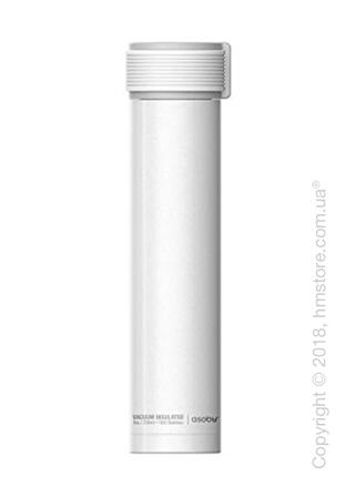 Термостакан Asobu Skinny Mini, White 230 мл