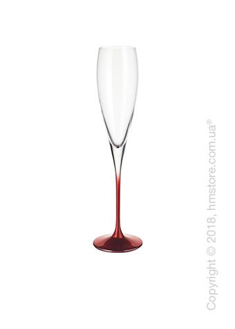 Набор бокалов для шампанского Villeroy & Boch коллекция Allegorie Premium Rosewood 260 мл на 2 персоны