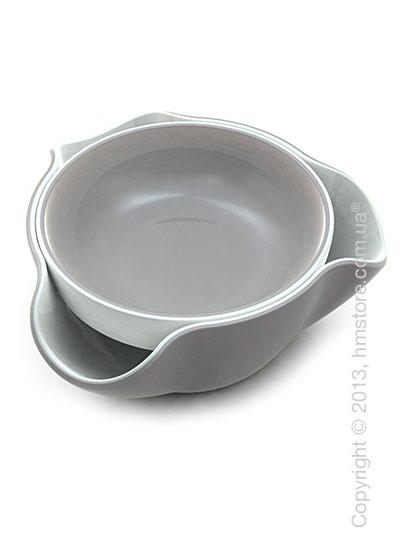 Миски для орехов Joseph Joseph Double Dish, Серые