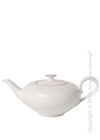 Чайник заварочный Villeroy & Boch коллекция Anmut Rosewood, 1 л