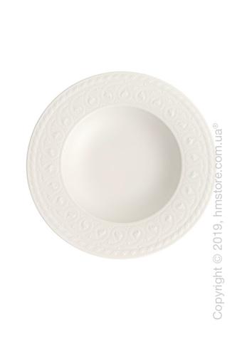 Тарелка столовая глубокая Villeroy & Boch коллекция Cellini, 24 см