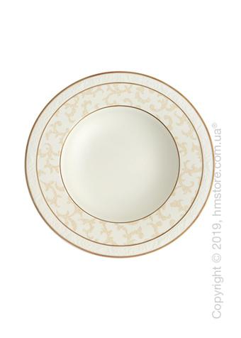 Тарелка столовая глубокая Villeroy & Boch коллекция Ivoire, 24 см