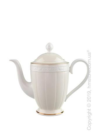 Чайник для подачи кофе Villeroy & Boch коллекция Ivoire, 1,35 л