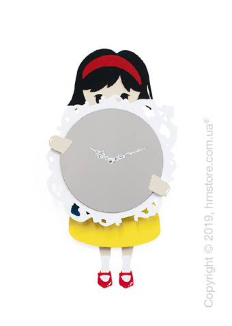 Часы настенные Progetti Biancaneve Wall Clock