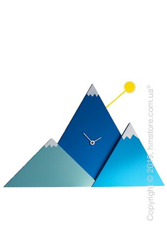 Часы настенные Progetti Sunset Wall Clock, Blue