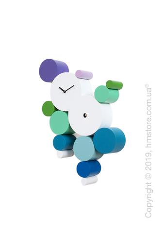 Часы настенные Progetti Cucuball Wall Clock, Cold Colour