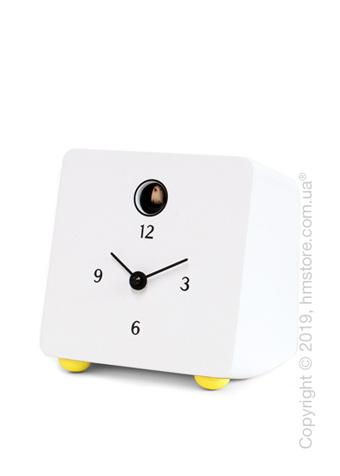 Часы настольные Progetti Fido Clock, White