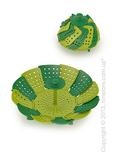 Корзина для варки на пару Joseph Joseph Lotus, Зеленая