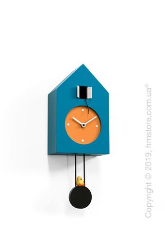 Часы настенные Progetti Freebird Wall Clock, Blue