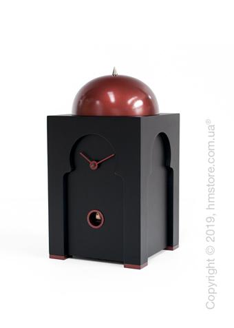 Часы настольные Progetti Sheikh Clock, Black