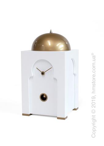 Часы настольные Progetti Sheikh Clock, White