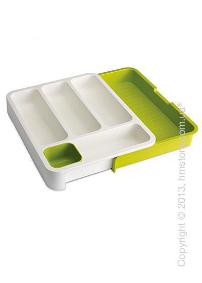 Ящик для столовых приборов Joseph Joseph Drawer Store Cutlery Tray, Зеленый