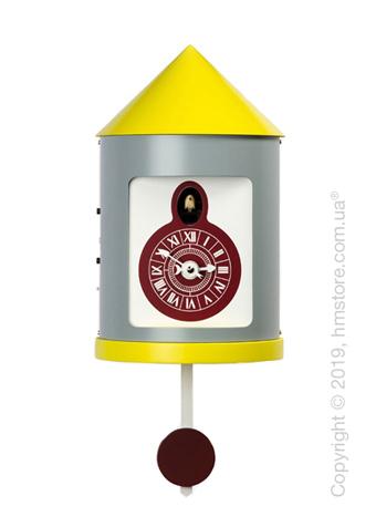 Часы настенные Progetti Silos Wall Clock