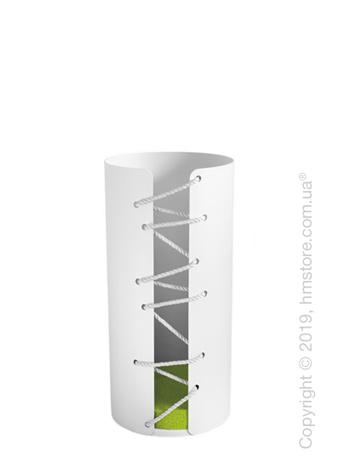 Подставка для зонтов Progetti Nodo Savoia, White and Green