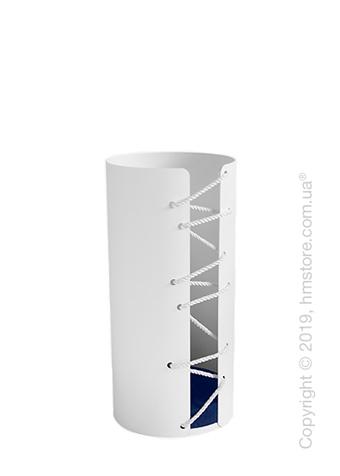 Подставка для зонтов Progetti Nodo Savoia, White and Blue