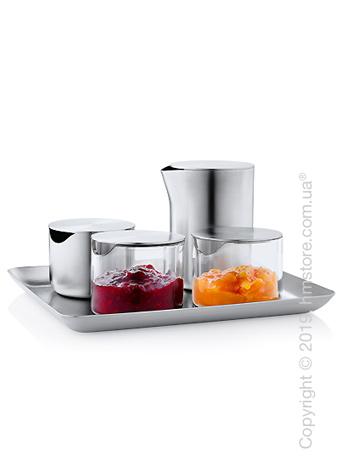 Набор емкостей на подносе Blomus Breakfast & Coffee Basic Set, 5 предметов