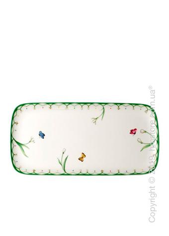 Блюдо для подачи Villeroy & Boch коллекция Colourful Spring