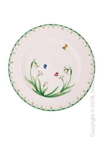 Блюдо для подачи Villeroy & Boch коллекция Colourful Spring, 32 см