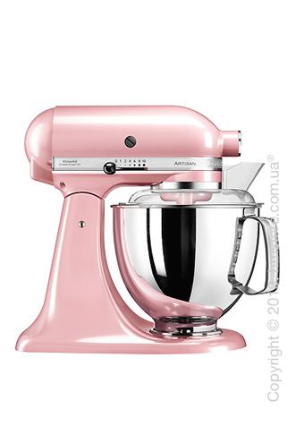 Планетарный миксер KitchenAid Artisan Series 5-Quart Tilt-Head Stand Mixer Plus Bowl 4.8 л, Silk Pink