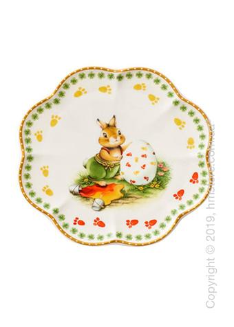 Тарелка десертная мелкая Villeroy & Boch коллекция Annual Easter Edition 2019, 22 см