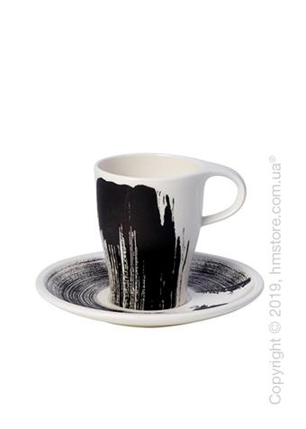 Чашка с блюдцем Villeroy & Boch коллекция Coffee Passion, 220 мл