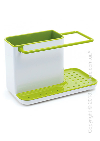 Подставка для кухонных принадлежностей Joseph Joseph Caddy, Бело-зеленая