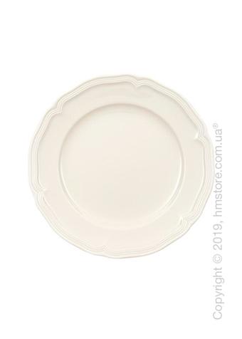 Тарелка десертная мелкая Villeroy & Boch коллекция Manoir, 21 см
