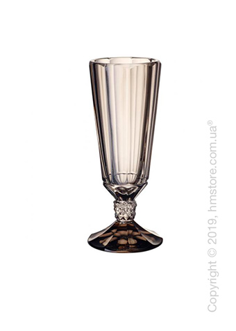 Набор бокалов для шампанского Villeroy & Boch коллекция Opera 145 мл на 4 персоны, Smoke