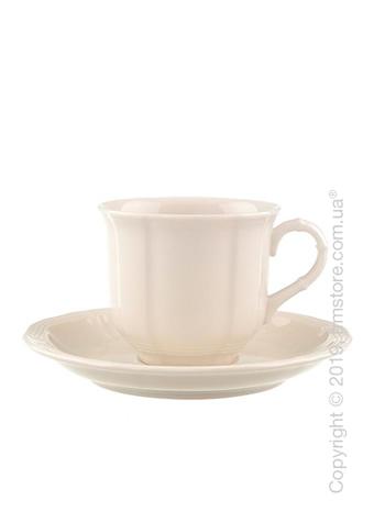 Чашка с блюдцем Villeroy & Boch коллекция Manoir, 200 мл
