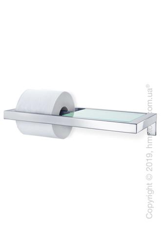 Держатель для туалетной бумаги Blomus Menoto Shelf Holder, Polished Stainless Steel